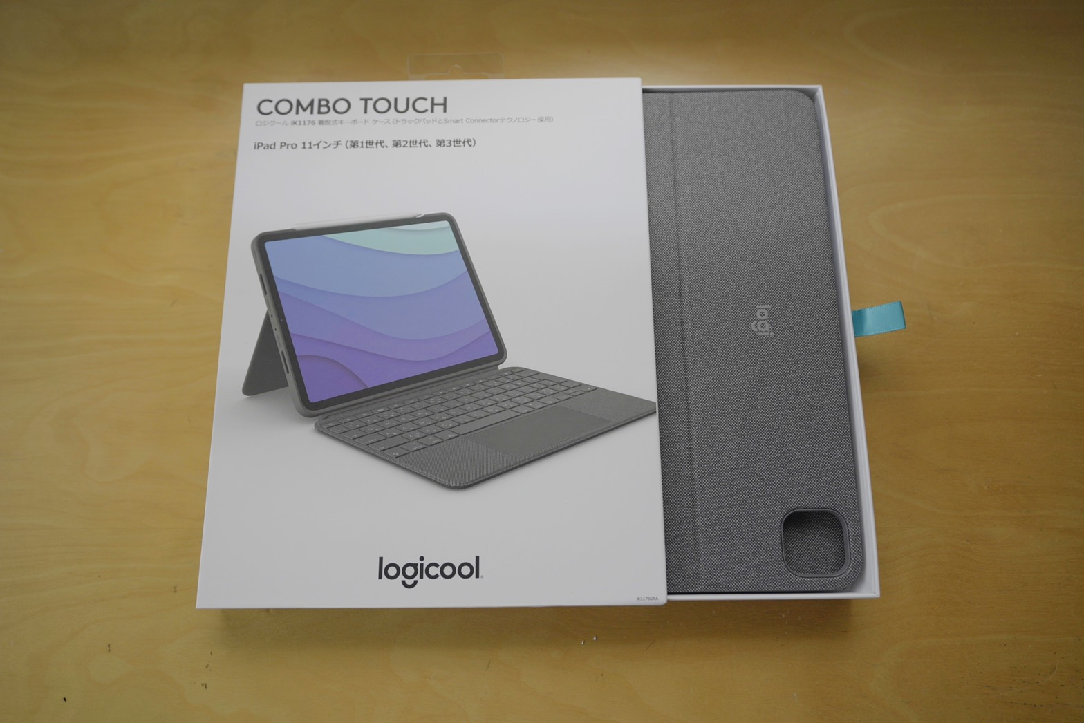 Logicool Combo Touch 12